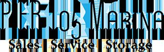 pier105.com logo